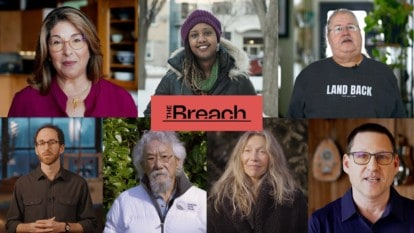 Introducing The Breach: Journalism for transformation