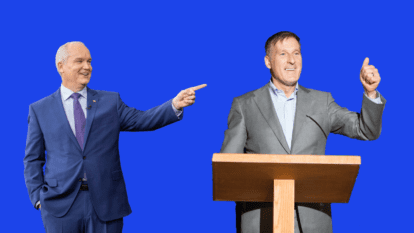 Bernier is a bust, but O'Toole is not so different