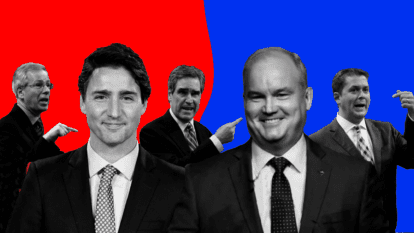 Liberal, Tory, same old story? Voting records say yes.